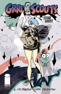 [Grrl Scouts: Stone Ghost #1 (Cover A Mahfood) (Product Image)]