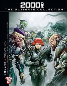 [2000AD Ultimate Collection: Volume 97 (Product Image)]