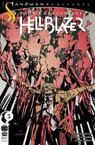 [John Constantine: Hellblazer #3 (Product Image)]