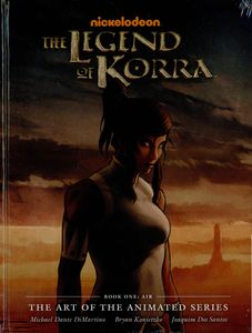 [Legend Of Korra: The Art Of The Animated Series: Book 1: Air (Hardcover) (Product Image)]