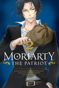 [Moriarty The Patriot: Volume 2 (Product Image)]