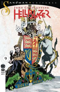 [John Constantine: Hellblazer #9 (Product Image)]