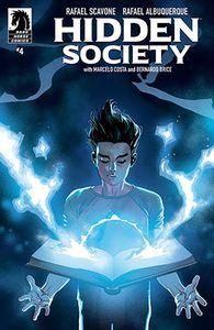 [Hidden Society #4 (Cover A Albuquerque) (Product Image)]