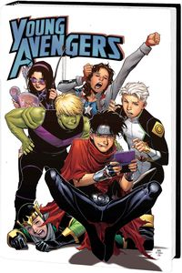 [Young Avengers: Gillen Mckelvie Omnibus (DM Variant New Printing Hardcover) (Product Image)]