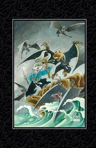 [Usagi Yojimbo Saga: Volume 3 (Limited Edition Hardcover) (Product Image)]