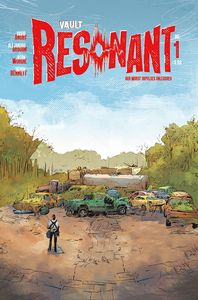 [Resonant #1 (2nd Printing) (Product Image)]