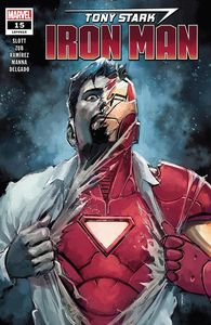 [Tony Stark: Iron Man #15 (Product Image)]