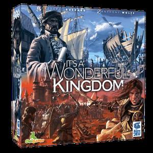 [It's A Wonderful Kingdom (Product Image)]