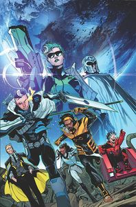 [S.W.O.R.D. By Al Ewing: Volume 1 (Product Image)]