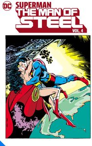 [Superman: The Man Of Steel: Volume 4 (Hardcover) (Product Image)]