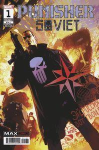 [Punisher: Soviet #1 (Casanovas Variant) (Product Image)]