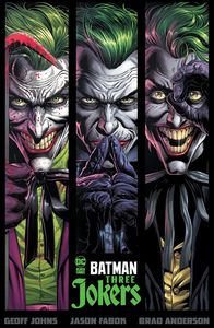 [Batman: Three Jokers (Hardcover) (Product Image)]