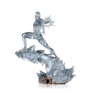 [X-Men: Art Scale Statue: Iceman (Product Image)]