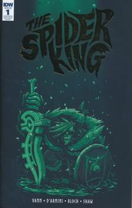 [Spider King #1 (ComicsPRO Exclusive Variant) (Product Image)]