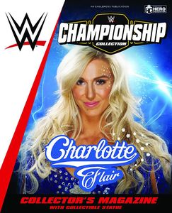 [WWE Figure Championship Collection #5: Charlotte Flair (Product Image)]