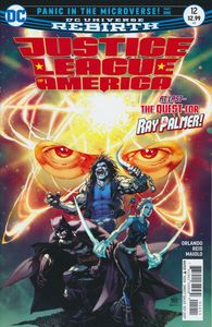 [Justice League Of America #12 (Product Image)]