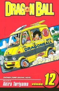 [Dragon Ball: Volume 12 (Product Image)]