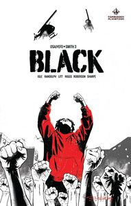 [Black: Volume 1 (Forbidden Planet Exclusive Signed Mini Print Edition) (Product Image)]