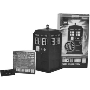 [Doctor Who: The TARDIS Speaker (Product Image)]