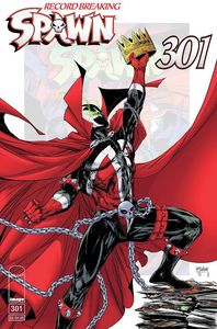 [Spawn #301 (Cover A Mcfarlane) (Product Image)]