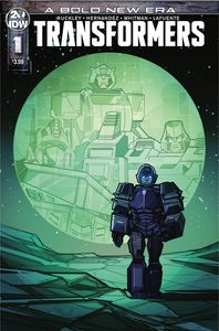 [Transformers #1 (Cover B Hernandez) (Product Image)]