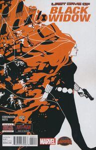 [Black Widow #20 (Product Image)]