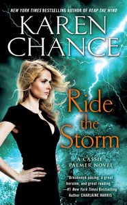 [Cassie Palmer: Book 8: Ride The Storm (Product Image)]