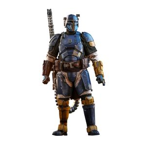 [Star Wars: The Mandalorian: Hot Toys Action Figure: Heavy Infantry Mandalorian (Product Image)]