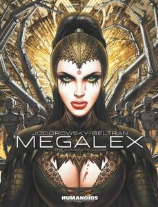 [Megalex (Hardcover) (Product Image)]