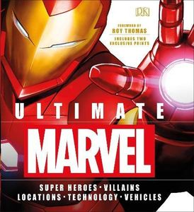 [Ultimate Marvel (Hardcover) (Product Image)]