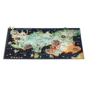 [Game Of Thrones: Puzzle: 4D Cityscape: Essos (Product Image)]