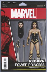 [Heroes Reborn #2 (Christopher Action Figure Variant) (Product Image)]