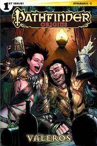 [Pathfinder: Origins #1 (Cover B Tom Garcia) (Product Image)]