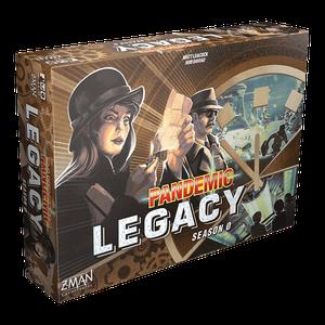[Pandemic Legacy: Season Zero (Product Image)]
