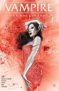 [Vampire: The Masquerade #1 (Mack Foil Variant) (Product Image)]