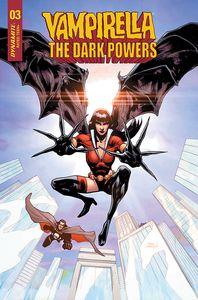 [Vampirella: Dark Powers #3 (Davidson Variant) (Product Image)]