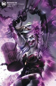 [Batman #93 (Card Stock Francesco Mattina Variant Edition) (Product Image)]