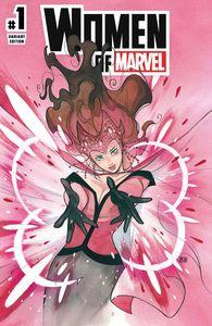 [Women Of Marvel #1 (Momoko Variant) (Product Image)]