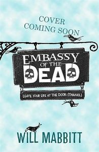 [Embassy Of The Dead: Book 1: Embassy Of The Dead (Product Image)]