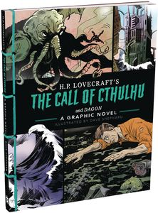[The Call Of Cthulhu & Dagon (Hardcover) (Product Image)]