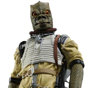 [Star Wars: Deluxe Action Figures: Bossk (Sideshow Exclusive Edition) (Product Image)]