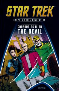 [Star Trek: Graphic Novel Collection: Volume 79: Consorting With The Devil (Product Image)]