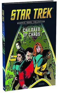 [Star Trek Graphic Novel Collection: Volume 96: Star Trek The Next Generation: Children Of Chaos (Product Image)]