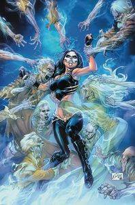 [Grimm Fairy Tales: Dance Of The Dead #6 (Cover A Salazar) (Product Image)]