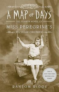 [Miss Peregrine's Peculiar Children: Book 4: A Map Of Days (Signed Edition) (Product Image)]