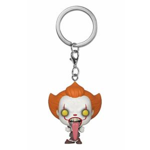 [IT: Chapter 2: Pocket Pop! Vinyl Keychain: Pennywise Funhouse (Product Image)]