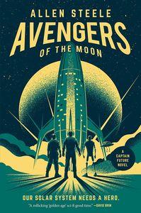 [Avengers Of The Moon: A Captain Future Novel (Product Image)]