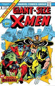 [Giant Sized X-Men #1 (Facsimile Edition) (Product Image)]