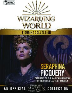 [Wizarding World Figurine Collection: Seraphina Picquery (Product Image)]