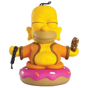 [Simpsons: 25th Anniversary: Vinyl Figure: Homer Buddha (Product Image)]